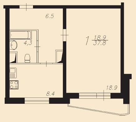 Перепланировка квартир ремонт в новостройке